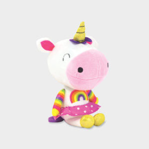 17CM PLUSH ‐ LOLLIPOP THE UNICORN