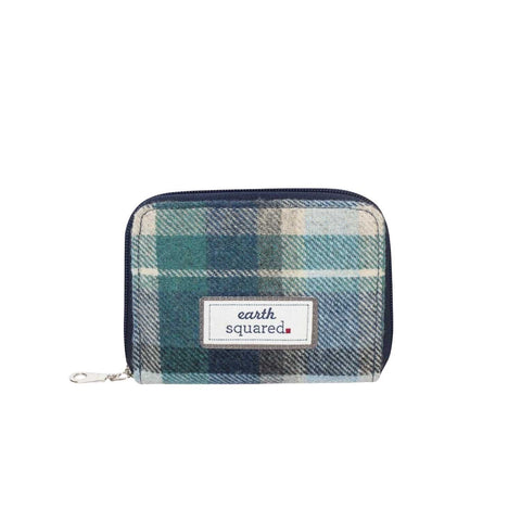 Quality Tweed Wallet -Scottish Design - Coudburst Tweed