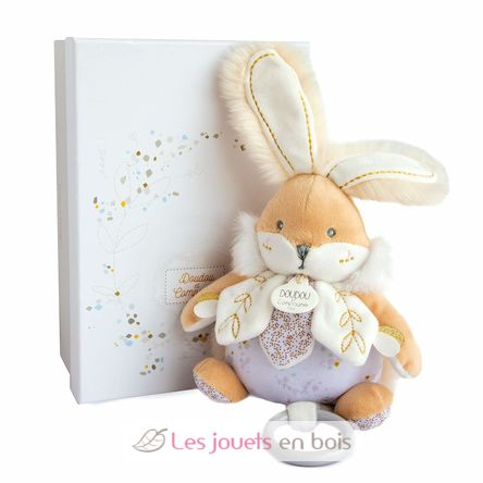 Doudou Musical Soft Toy Rabbit