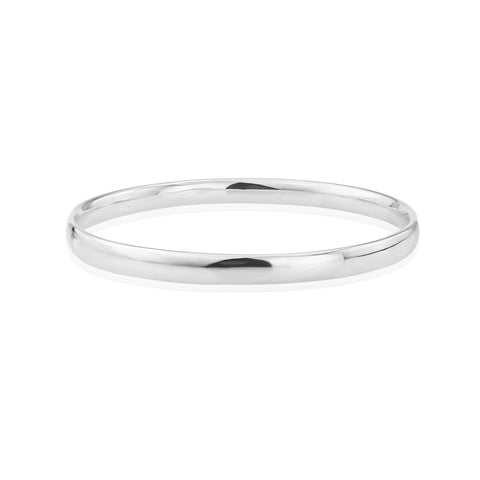 Beautiful Quality Handmade Silver Bangle