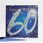 Age 60 Birthday Card