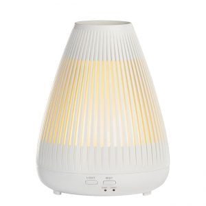 Elegant Mains Supply Diffuser With Light