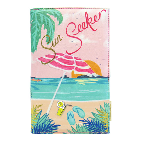 "Keepsake ""Sun Seeker""""Travel Wallet"