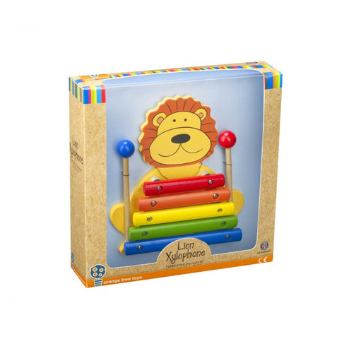Lion Xylophone- Wooden Toys