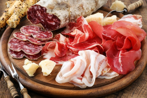 US cured meats