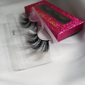 25mm Mink Lashes - Libra