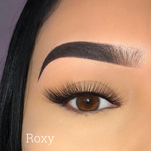 Roxy - 3D Silk Lashes(SOLD OUT PRE ORDER)