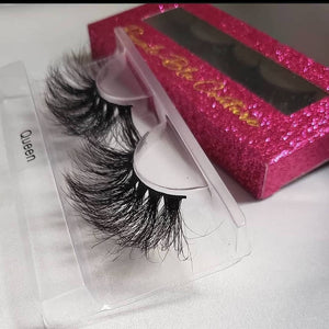 Queen - 25mm Mink Strip Lashes