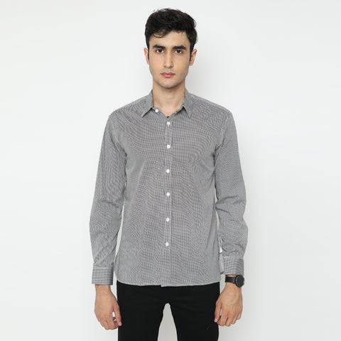 Aubrey Black Stripe Shirt