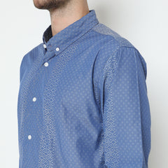 Hanz Motive Navy Shirt