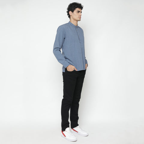 Neerav Navy Shirt