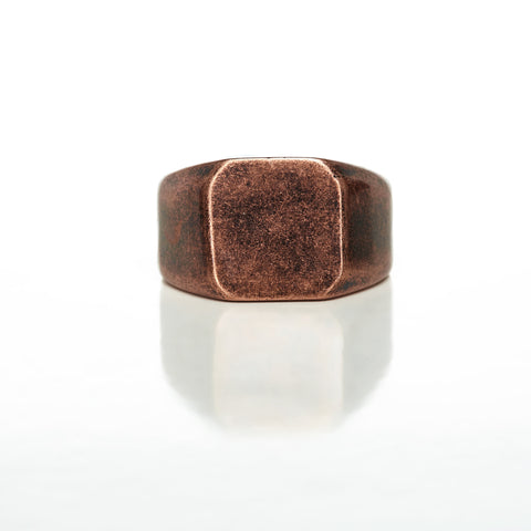 Thruxton Antique Ring Bronze