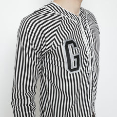 Raymond Black Baseball Shirt