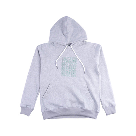 Hollow Hoodie Misty Grey