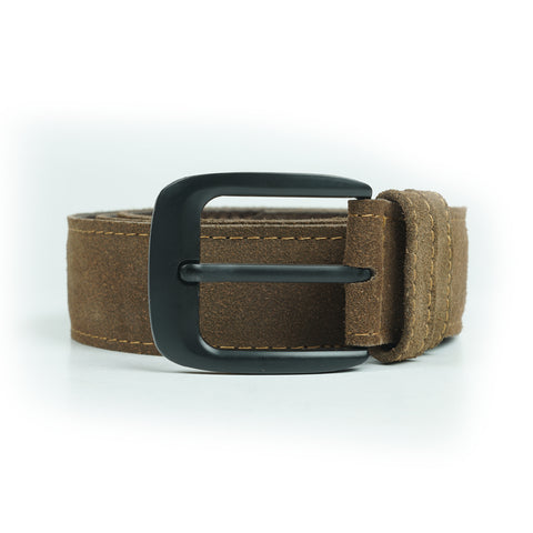 Greg Brown Suede Belt