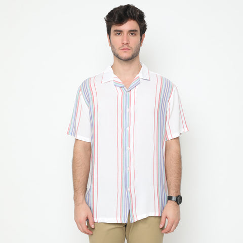 Brunne Camp Collar Shirt SS