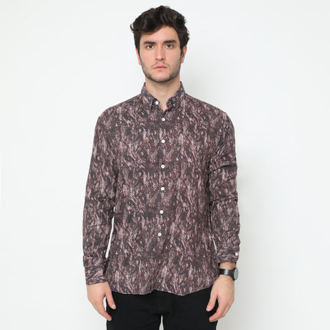 Reynoux Patterned Shirt