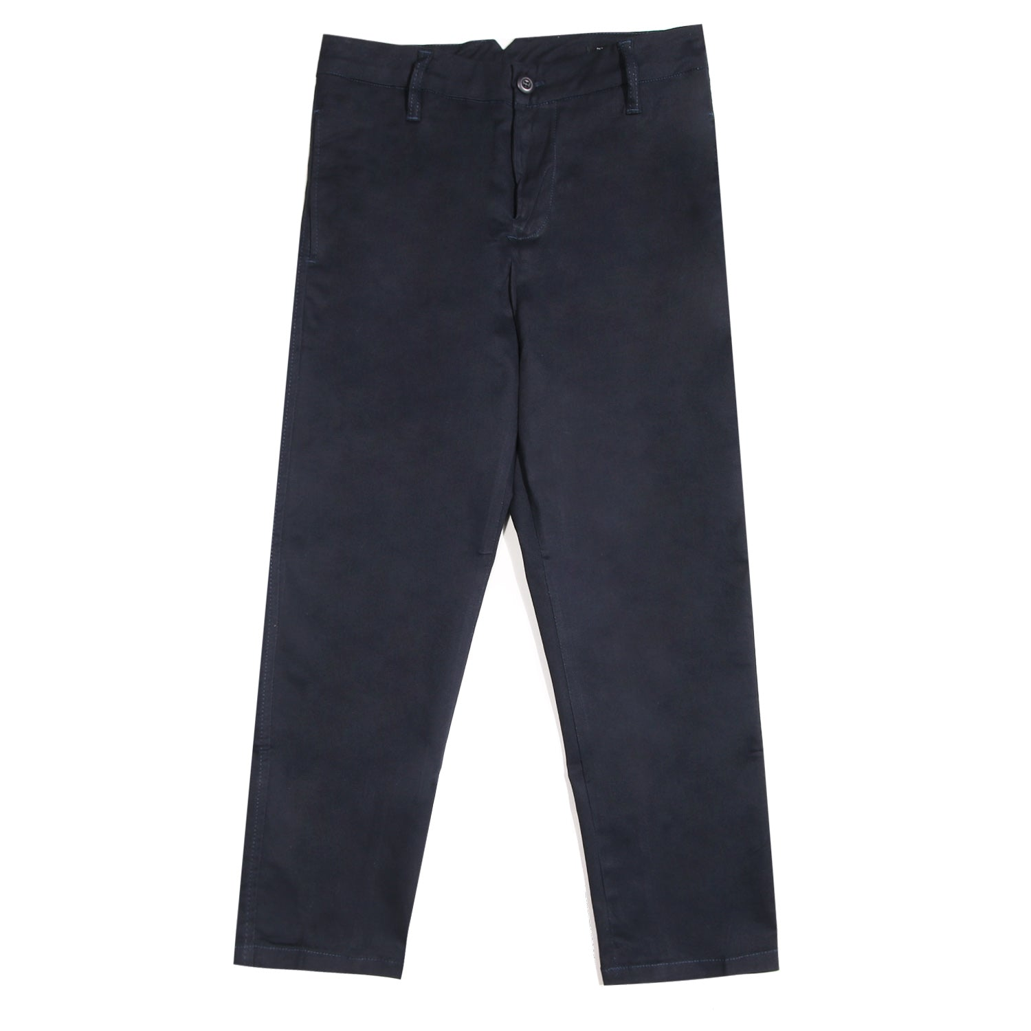 Rune Navy Ankle Pants
