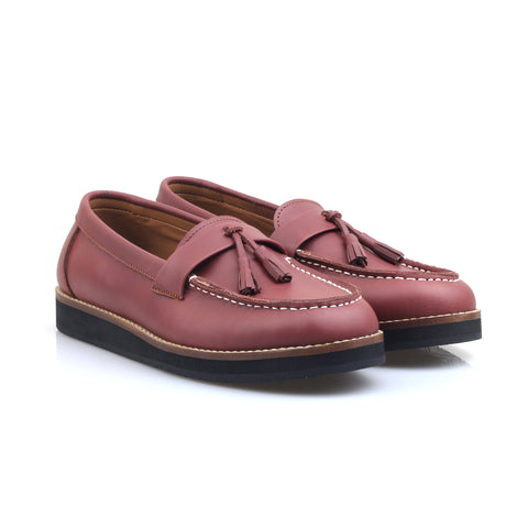 Savannah Red Cherry Loafer