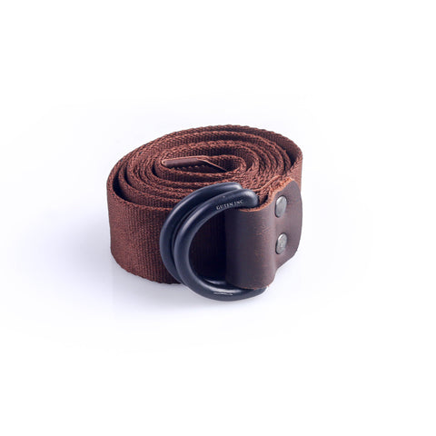 Gambler Belt Brown