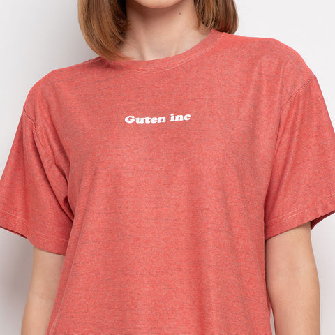 Coral Red T-Shirt