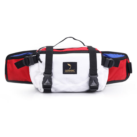 Cheaser White Waistbag