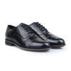 Executive Oxford Captoe Black