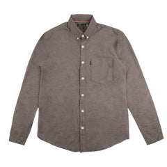 Berlin Two Tone Espresso Shirt