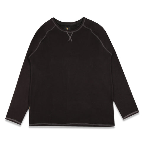 Evan Oversized Long Sleeve Shirt