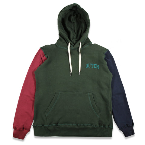 Marvin Hoodie Green Tritone