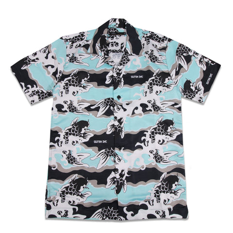 Lvck Black Blue Sublim Shirt