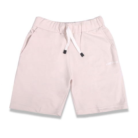 Riley Cream Sweatshorts