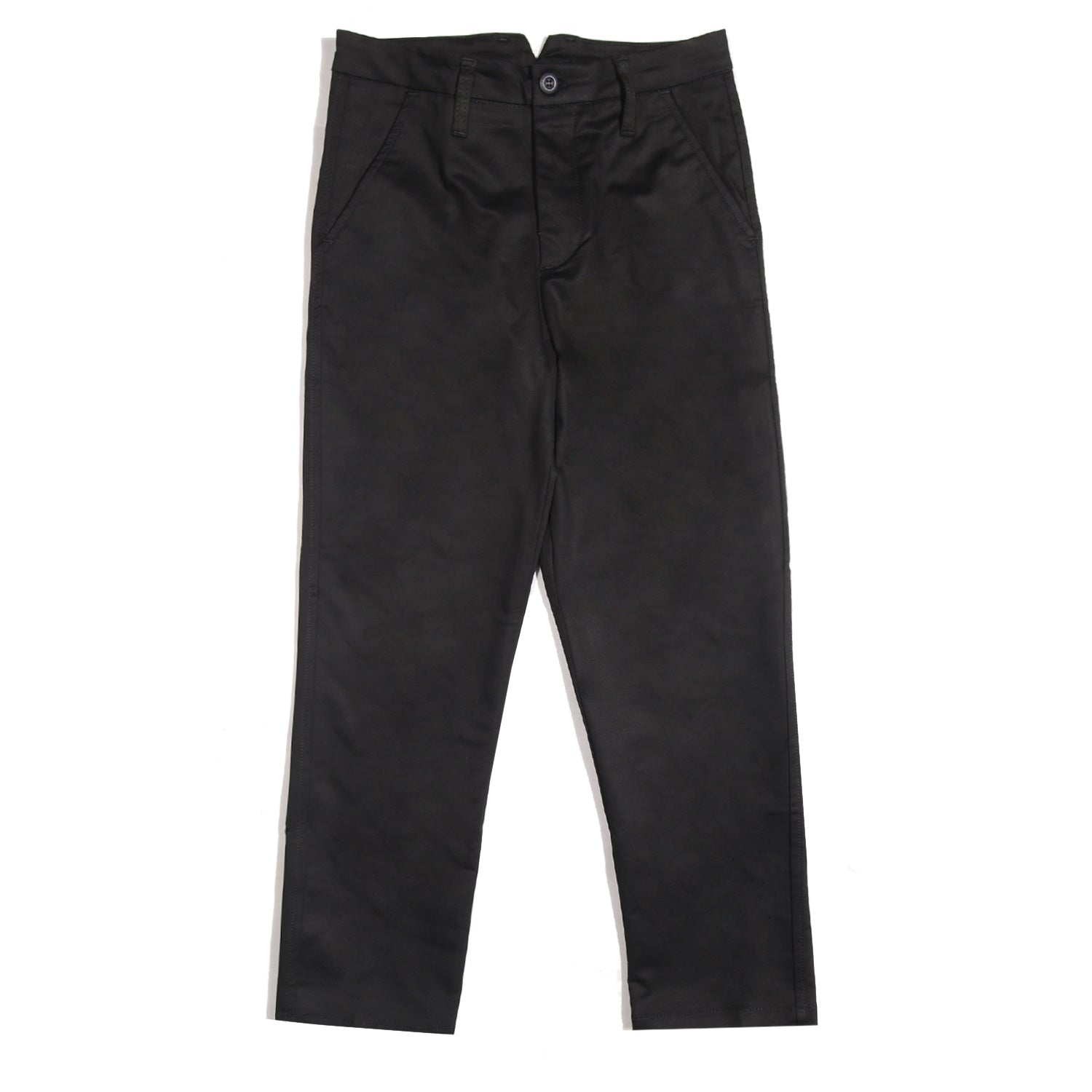 Rune Black Ankle Pants