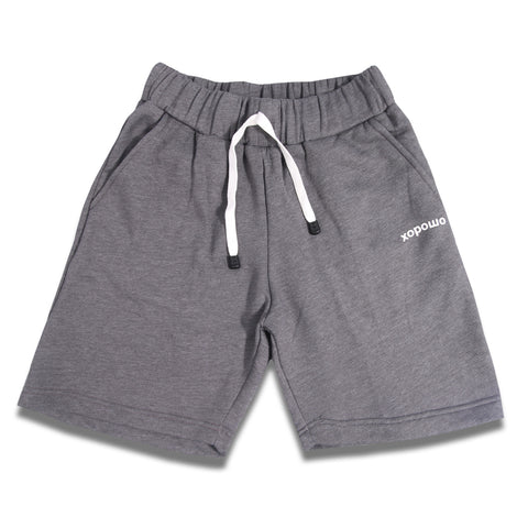 Riley Dark Grey Sweatshorts