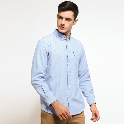 Aldrin Light Blue Shirt