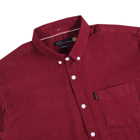 Berlin Maroon Shirt