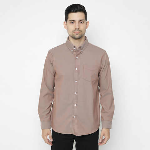 Brentwood Brown Shirt