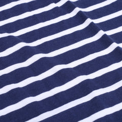 Chester Navy White Stripe 2.0