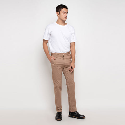 Fabio Scout Brown Chino Pants