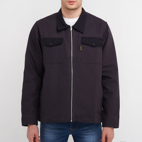 Atlas Dark Grey Parka