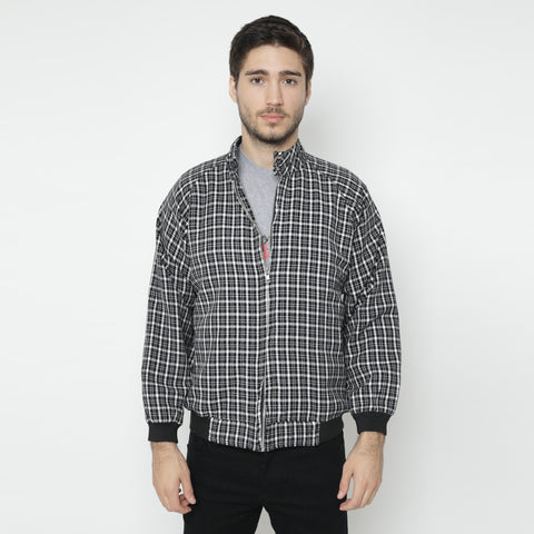 Fred Tartan Harrington Jacket