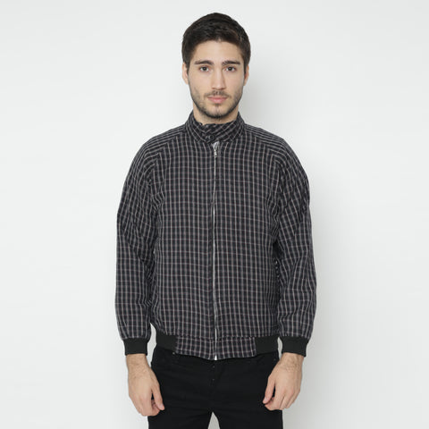 Hammond Tartan Harrington Jacket