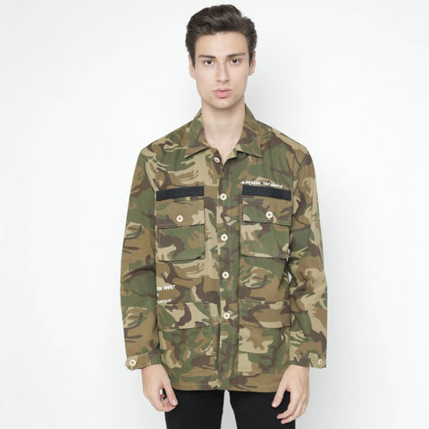 Troops Brown Chore Jacket