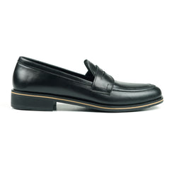 Parker Moc Loafer Black