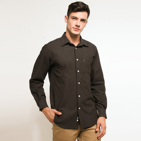 Aaron Dark Grey Shirt