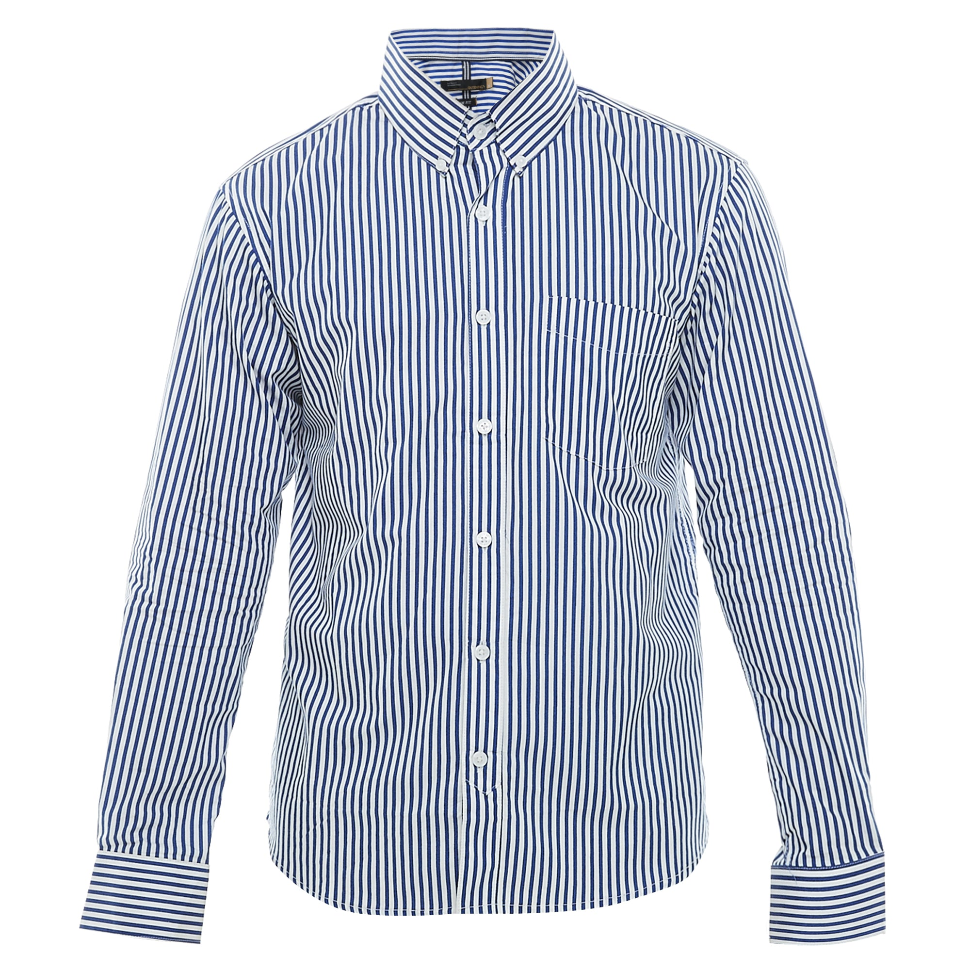 Coulson Blue Stripe Shirt