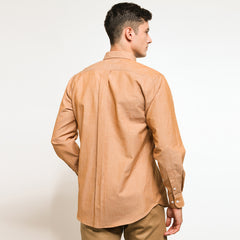 Aldrin Orange Shirt