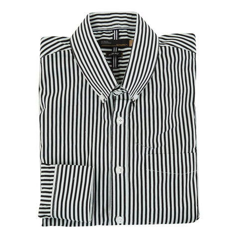 Coulson Black Stripe Shirt