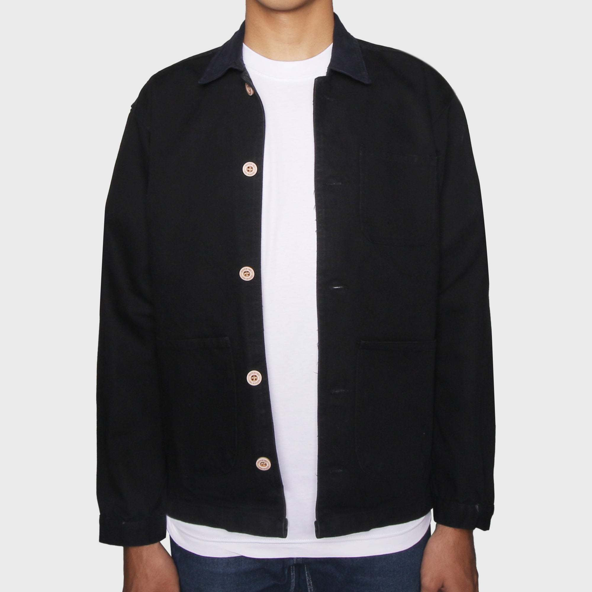 Beaufort Black Parka