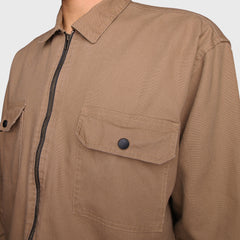Bern Scout Brown Overshirt